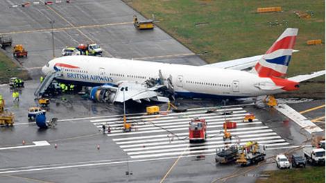Plane Scene